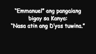 Halina Hesus Lyrics