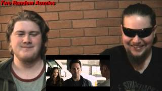 Captain America: Civil War Movie Clip - Ant-Man Recruit REACTION! by Two Random Auzzies.