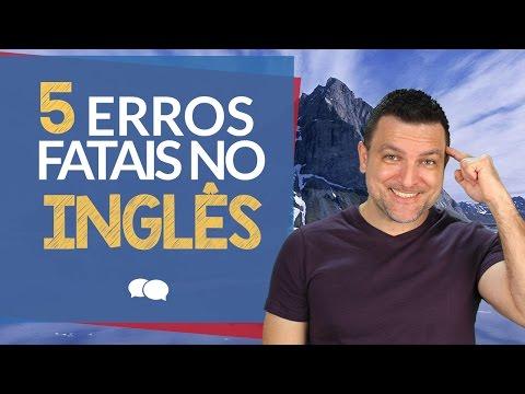 Conheça os 5 Erros Que Podem