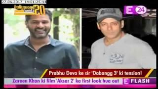 Salman Khan's Dabangg 3 Will Be Directed By Prabhu Deva?