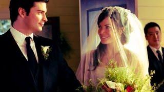 Matrimonio tra Clark e Lois - Finale Smalville