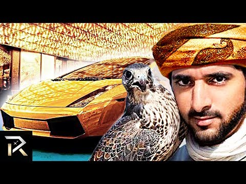This Is How The Crown Prince Of Dubai Spends His Billions