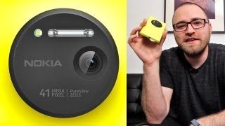 Megapixel Madness! (Nokia Lumia 1020 Unboxing & Camera Test)
