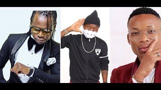 Bandannah Alleges Otile Brown and Timmy TDat stole his song Wembe