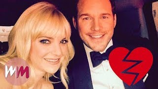 Top 10 Celebrity Couple Breakups That Broke Our Hearts in 2017