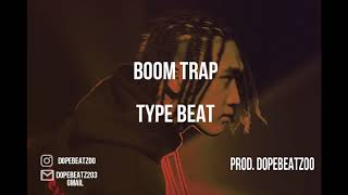 [무료비트] Boom Trap Type Beat | 붐뱁 트랩 김효은 스타일 붐트랩 비트 Free Type Beat Rap instrumental 2017