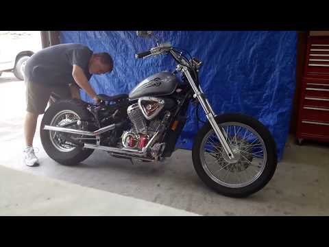 Shadow to Bobber build