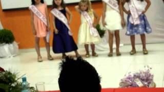 NICOLLE - Mini Miss Santa Catarina