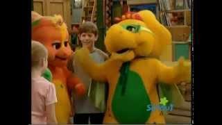 Barney & Friends: The Amazing Captain Pickles: A Hero Adventure (Season 12, Episode 8)