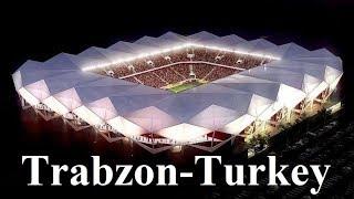 Turkey/Trabzon (Walking on the seafront/Trabzonspor Stadium) Part 15