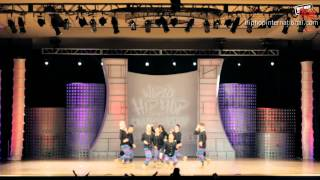The House of Pose (Spain) at HHI's World Hip Hop Dance Championship 2012 (Adult)
