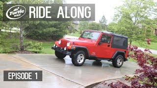 NEW SERIES!! Ride Along - Episode One | Presented by Turtle Wax