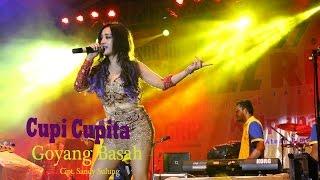 HEBOH & PECAH GOYANG BASAH!!! Cupi Cupita Di Acara Konser Music EKSEIZ RAdio RDI