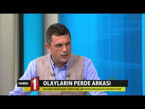 1'De Sabah'ta Selver GÖZÜAÇIK ve Muhsin KIZILKAYA'dan Kobani değerlendirmesi...
