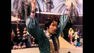 Is Reshmi Paazeb Ki Jhankar - Laila Majnu Song HD 1976