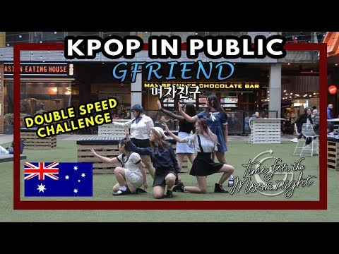 [KPOP IN PUBLIC] GFRIEND (여자친구) - Time for the Moon Night (밤)   KM United