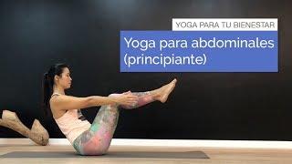 Yoga For Life: Yoga para abdominales (nivel principiante)