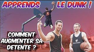 APPRENDS A DUNKER ! AVEC LE MEILLEUR DUNKEUR DE FRANCE ! (TRAVAILLER SA DÉTENTE)