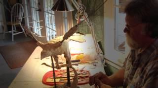48 Days Bronze Eagle Creation