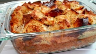 The Wifey's Mother's Day (or any day) French Toast Casserole