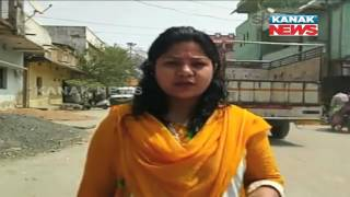 Severe Heatwave Continues In Western Odisha