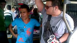 Raperos Metrolinea 2 eiku cbl  feat mc duende  bucaramanga