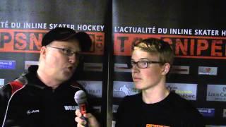 Interview Marc Chapatte (coach SHC Courroux)
