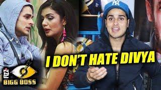 Priyank Sharma On His Ex-Girlfriend Divya Agarwal After Eviction From Bigg Boss 11