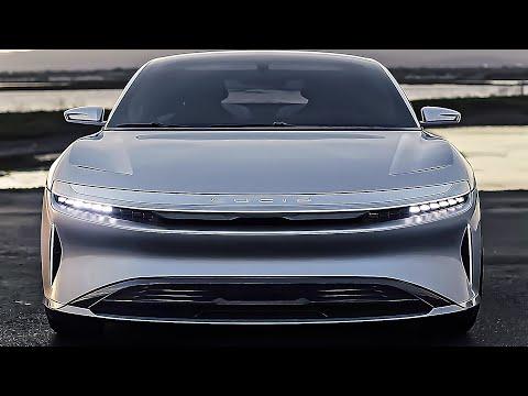 Lucid Air 2019 Tesla Model S killer