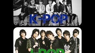 K-Pop VS J-Pop [Boy Groups!]