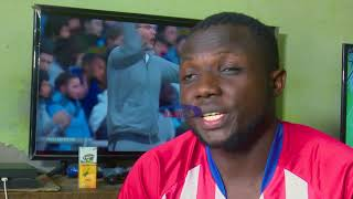Huyu ni Geofrey Elias; Mshiriki nusu fainali ya E-League 2018/19 (FIFA19 - Play Station)