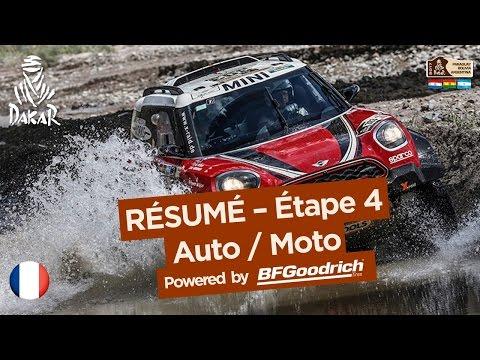 Résumé de l Étape 4 Auto Moto San Salvador de Jujuy Tupiza Dakar 2017