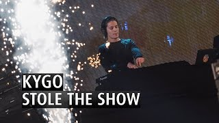 KYGO - STOLE THE SHOW - feat. PARSON JAMES - The 2015 Nobel Peace Prize Concert