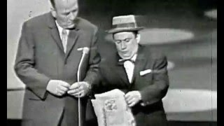 Eberhard Cohrs & Horst Feuerstein - DDR-Comedy 1964