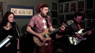 """Crazy Fingers""/""Bertha"" -link at 8:52 Sunshine Daydream Grateful Dead Tribute Band @Iron Post"