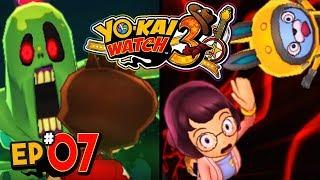 Yo-Kai Watch 3 Part 7 ZOMBIES & GARGAROS -  3DS Gameplay Walkthrough