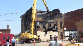 Thistle Building Demolition