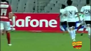 اهدداف الاهلي والحرس 3-0 هدفين لايفونا وهدف صالح جمعة