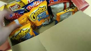 Cheetos Puffs Vs Doritos