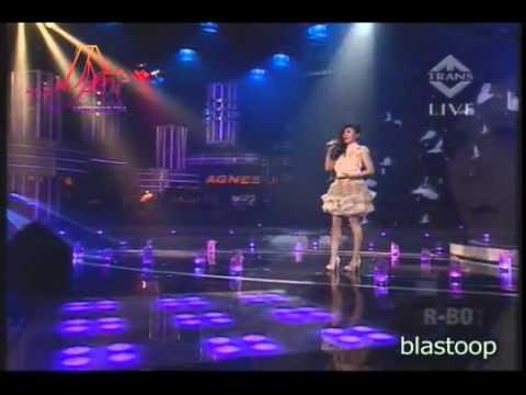 Agnes Monica Rindu Bri Dihati Transtv 12 02 2012