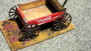 Vintage Coca-Cola & Pepsi-Cola Items--Clocks, Coolers, Collectibles, Now For Sale!