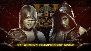 Will Ember Moon end Asuka's reign of dominance at NXT Takeover?: Brooklyn III
