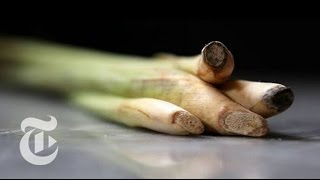 Preparing Lemon Grass - Cooking With Melissa Clark | The New York Times