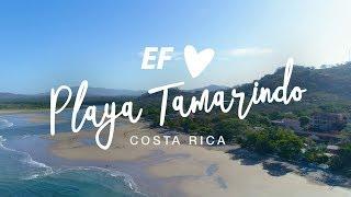 EF ❤ Playa Tamarindo, Costa Rica