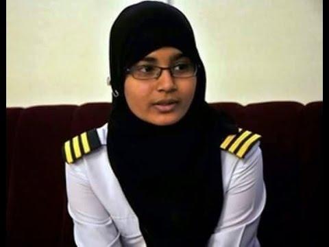 Interview: Syed Salwa Fatima Commercial Pilot of the future | Pilot Salwa Fatima