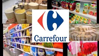 Carrefour (Grocery Shopping), Dalma Mall, Mussafah, Abu Dhabi   I Have Been There
