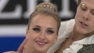 2016 Worlds - Ice Dance SD Groups 2&3 NBCSN