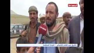 شاهد : الحوثيون يجهزون لاعتصامات مسلحة على مداخل العاصمة صنعاء