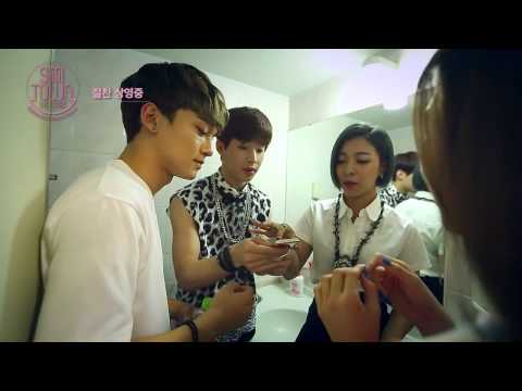 150817 SMTOWN THE STAGE 更新 EXO 相關影片