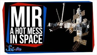 The Hot Mess That Was the Mir Space Station